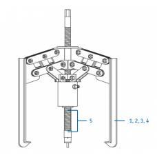 TMHP 30-5 SKF Orsó